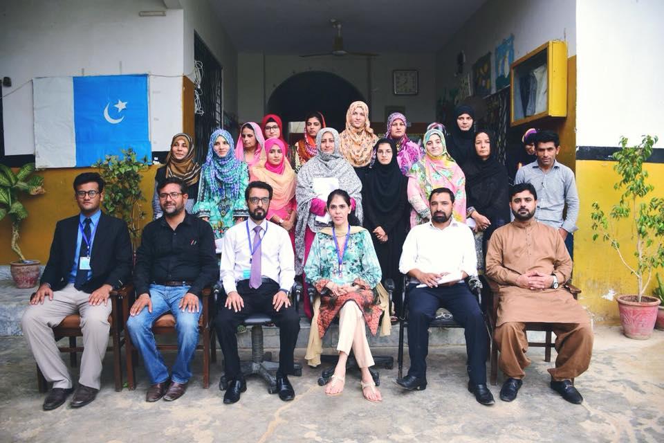 Sustainable Literacy – 8th Teachers' Training Workshop