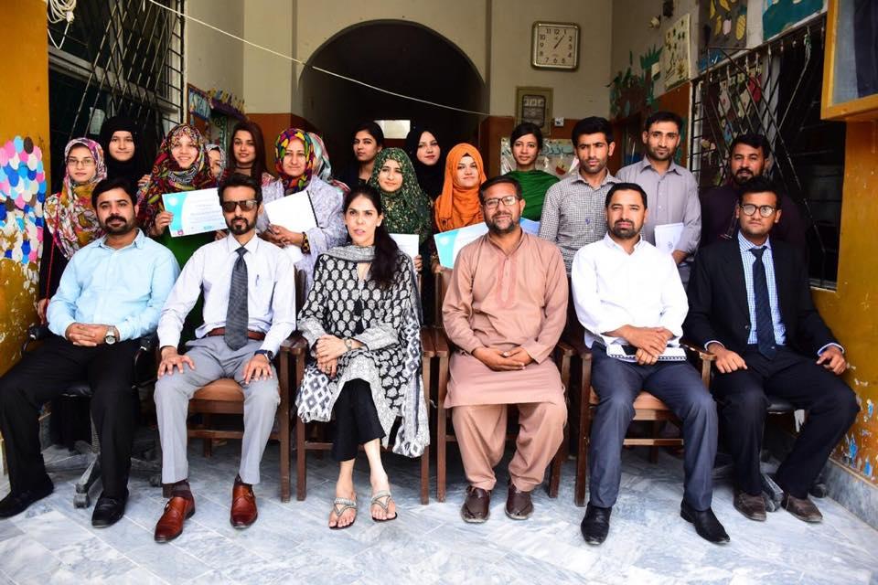 Sustainable Literacy – 9th Teachers' Training Workshop
