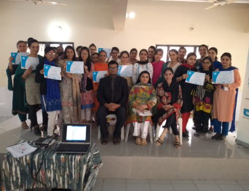 12th Teacher Training Workshop