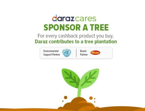 Daraz.pk as Environmental Partner