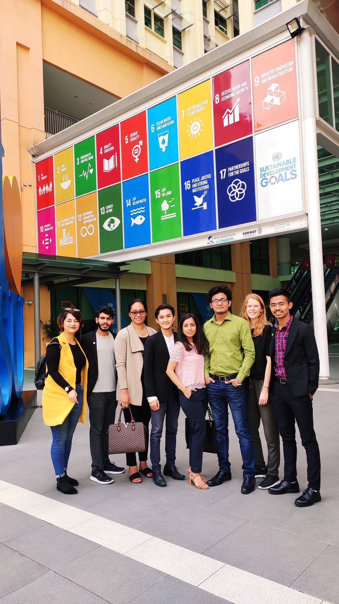 Training on Stronger United Nations
