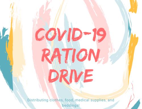 COVID-19 Ration Drive