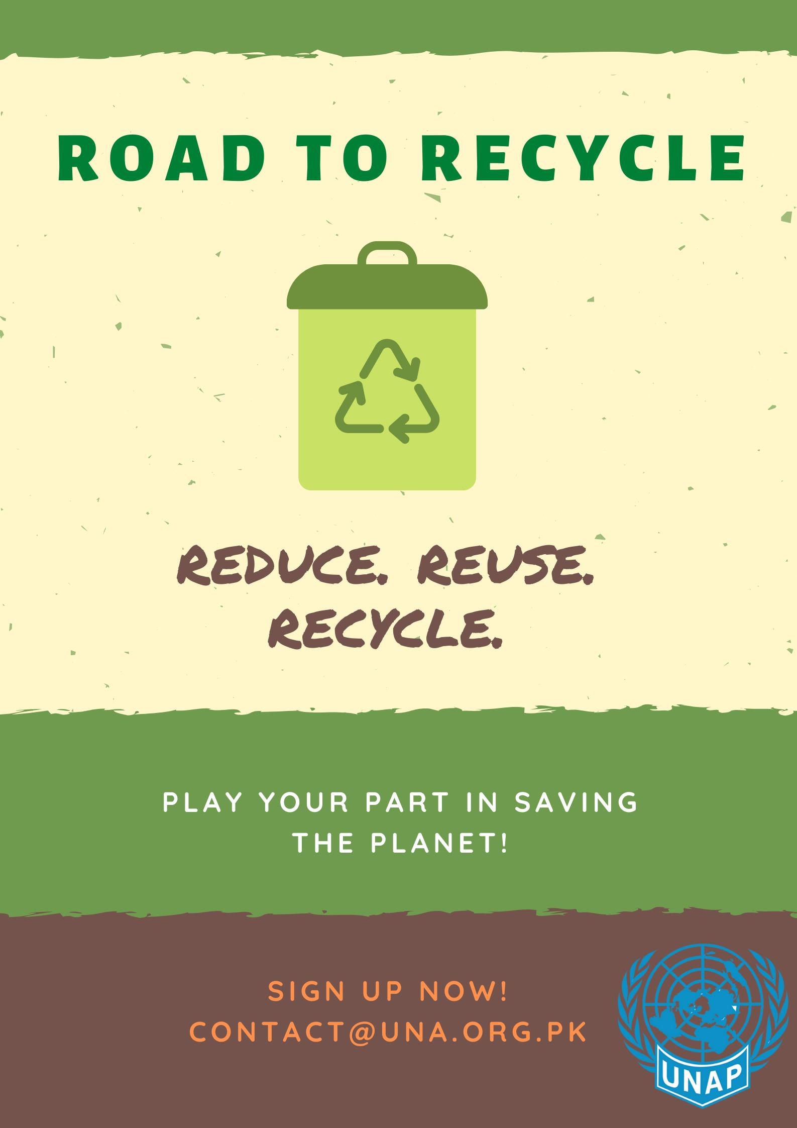 Road to Recycle