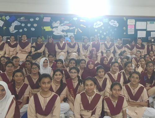 Habib Girls School Orientation