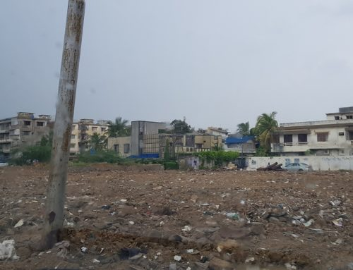 Aero Club Land Rehabilitation Project
