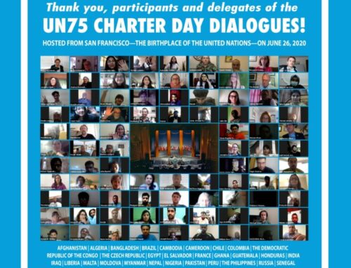 UN75 Charter Day Dialogues