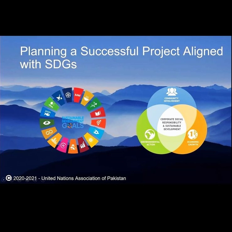 Planning Successful Projects Aligned with SDGs